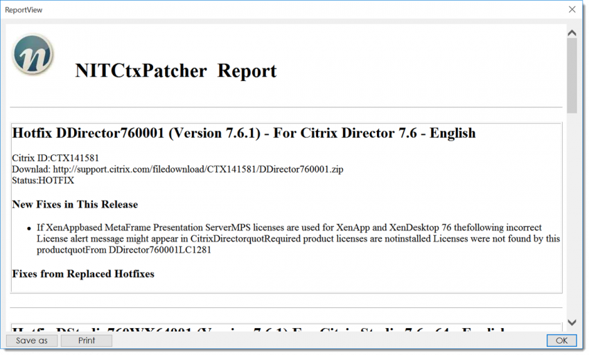 NITCtxPatcher Report
